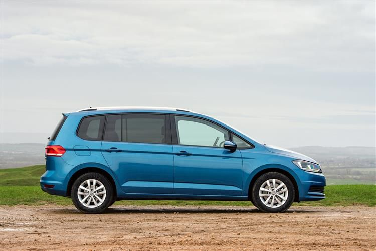 Volkswagen Touran MPV 2.0 TDI 150PS SE Family 5Dr Manual [Start Stop]