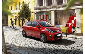 Kia Picanto Hatchback car leasing